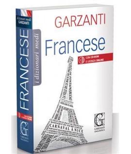 DIZIONARIO GARZANTI FRANCESE MEDIO