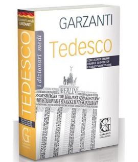DIZIONARIO GARZANTI TEDESCO MEDIO