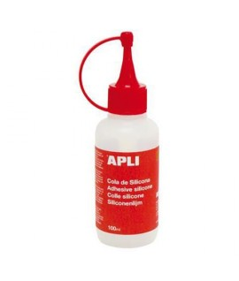COLLA SILICONE APLI 100ML