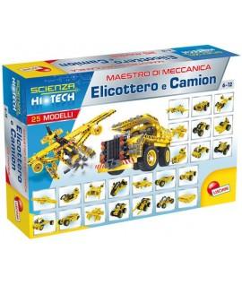 LISCIANI 62416 SCIENZA ELICOTTERO/CAMION
