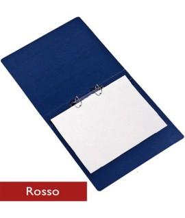 COPERTA PRESSPAN 2A D25 21X30 ROSSO