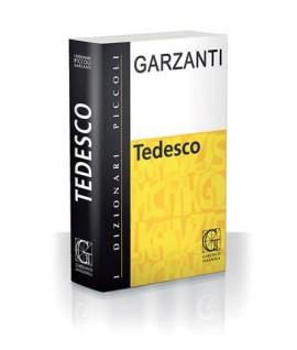 DIZIONARIO GARZANTI TEDESCO PICCOLI