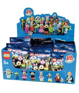 LEGO 6138967 MINI FIGURES DISNEY ESP.60
