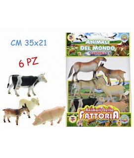 BS.6 ANIMALI FATTORIA 70601