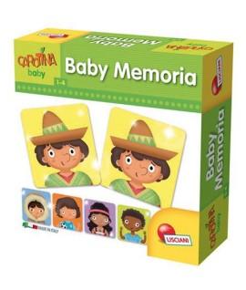 LISCIANI 58501 CAROTINA BABY MEMORIA