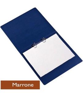 COPERTA PRESSPAN 2A D25 21X30 MARRONE