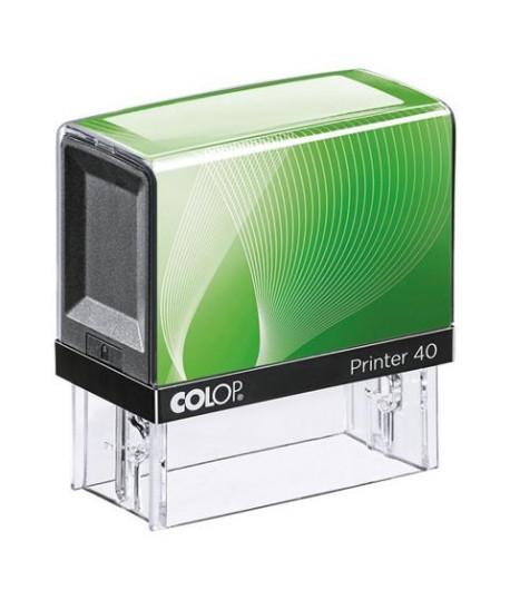TIMBRO COLOP PRINTER 40 MM59*23