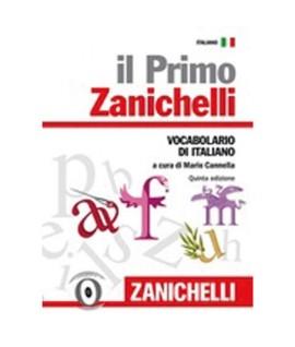 DIZIONARIO ZANICHELLI ITALIANO PRIMO