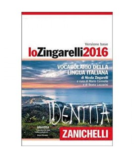 DIZIONARIO ZANICHELLI ITALIANO MAGGIORE