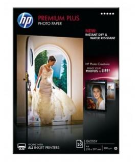 CARTA FOTOGRAFICA HP 300G A4 20FF
