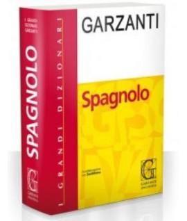 DIZIONARIO GARZANTI SPAGNOLO MAGGIORE+CD