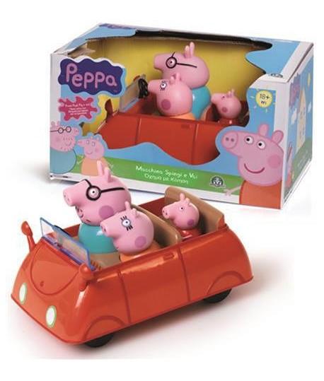 PREZIOSI CCP04441 PEPPA PIG MACCHINA