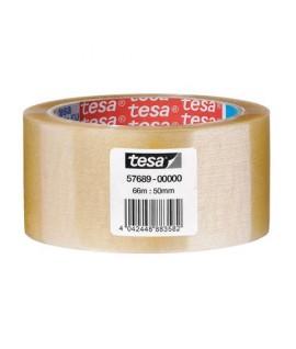 ADESIVO TESA 57689 PPL TRASP. 50MM * 66M