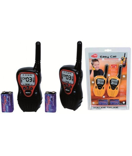 SIMBA 8176 WALKIE TALKIE EASY CALL