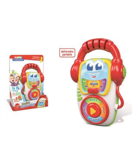 CLEMENTONI 14982 BABY MP3 PARLANTE