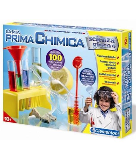 CLEMENTONI 12800 PRIME SCOPERTE CHIMICA