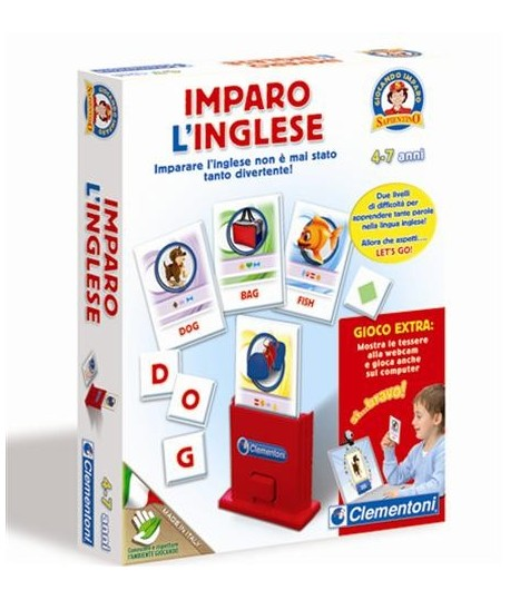CLEMENT.16144 SAPIENTINO IMPARO INGLESE