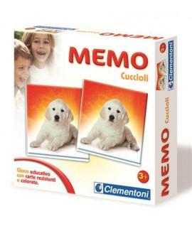 CLEMENT.12834 MEMORY CUCCIOLI 80P