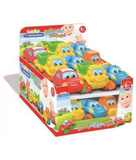 CLEMENTONI 14099 BABY CAR SOFT&GO