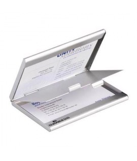 BUSINESS CARD BOX DUO DURABLE 2433