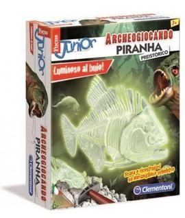 CLEMENT.13981 ARCHEO PIRANHA LUMINOSO