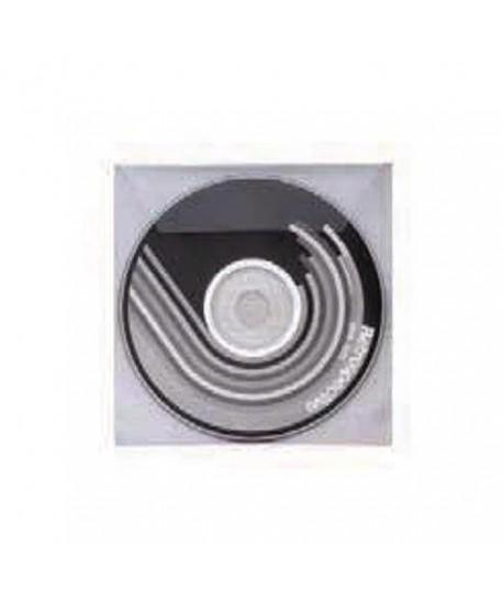 BUSTA CD/DVD ADESIVA FAVORIT 9280 25PZ