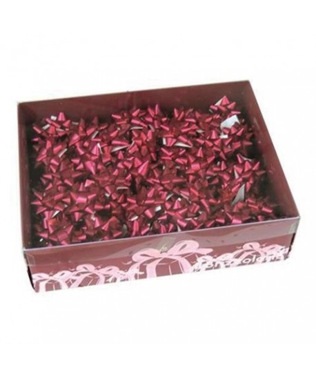 FIOCCO BR3011 10MM ROSSO NATALE 100PZ
