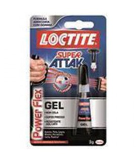 COLLA ATTAK POWER FLEX GEL 3GR