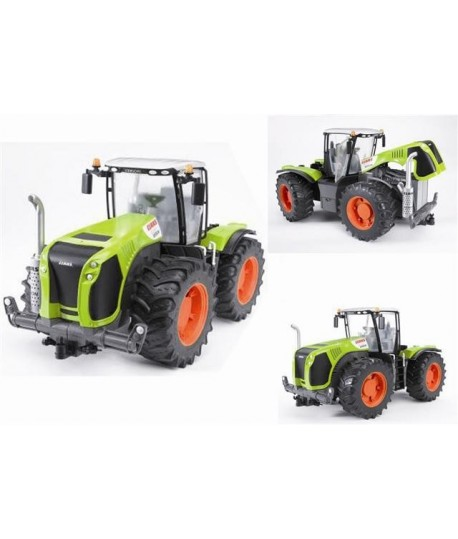BRUDER 03015 TRATTORE CLAAS XERION