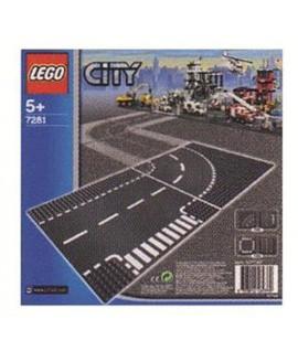 LEGO CITY 7281 CURVA