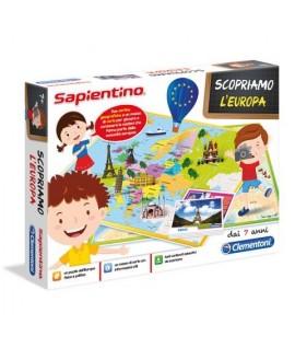 CLEMENT.12027 SAPIENTINO SCOPRI EUROPA