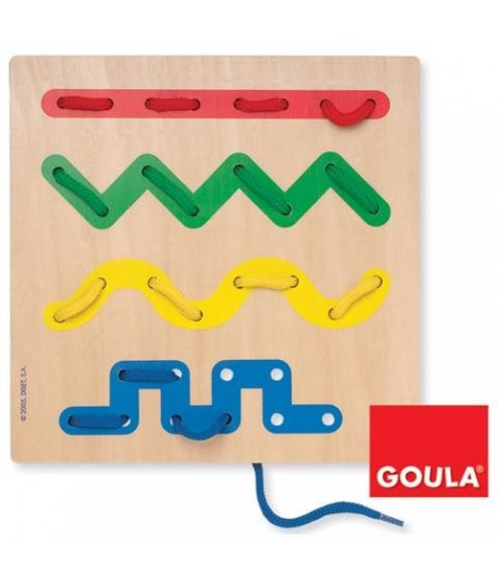 GOULA 55017 GIOCO DEL RICAMO