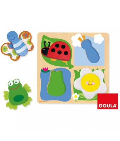 GOULA 53012 PUZZLE CAMPAGNA