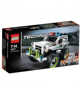 LEGO TECHNIC 42047 INTERCETTATOR.POLIZIA