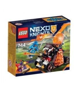 LEGO NEXO KNIGHTS 70311 CATAPULTA