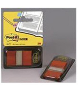 POST-IT INDEX 3M 680-4 ARANCIO CF.50PZ