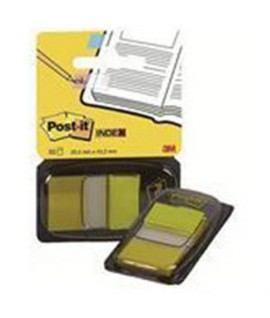 POST-IT INDEX 3M 680-5 GIALLO CF.50PZ
