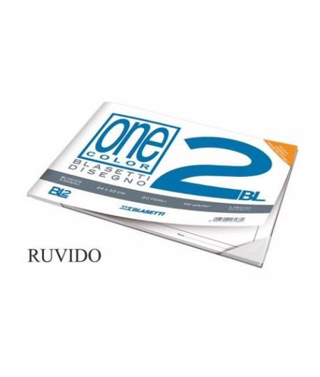ALBUM DISEGNO BLAS 2 24X33 RUVIDO 20FF