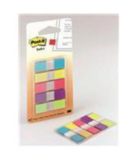 POST-IT INDEX 683-5CB 5C VIVACI CF.100PZ