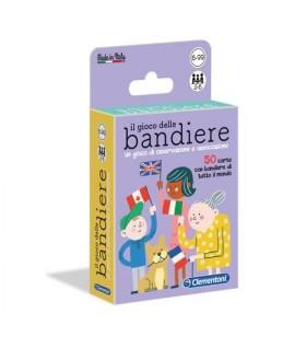 CLEMENTONI 16564 CARTE BANDIERE