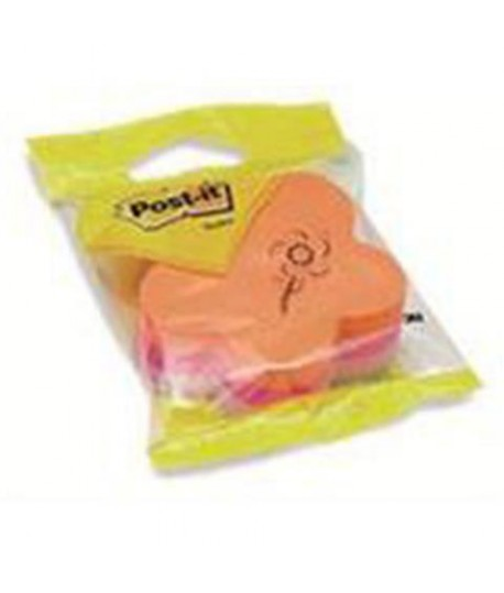 CUBO POST-IT 3M NEON 2007F FIORE