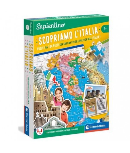 CLEMENT.12026 SAPIENTINO SCOPRI ITALIA