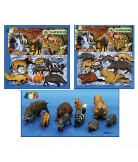 GINMAR 50810 ANIMALI BOSCO ITALIA
