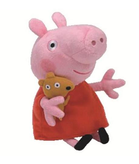 BYNNEY T96230 PELUCHE PREZIOSI PEPPA PIG