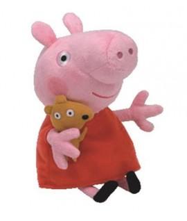 BYNNEY T56018 PELUCHE PREZIOSI PEPPA PIG