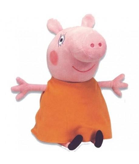 BYNNEY T96232 PELUCHE MUMMY PIG CM 33