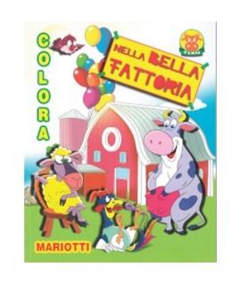 NELLA BELLA FATTORIA BABY BOOK
