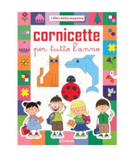 CORNICETTE PER TUTTO L'ANNO BABY BOOK