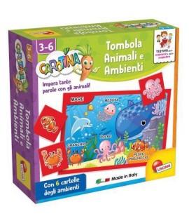 LISCIANI 87495 CAROTINA TOMBOLA ANIMALI
