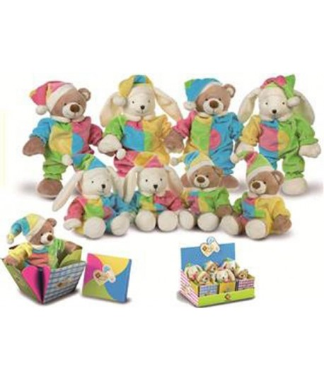 PLUSH 05411 PUPAZZO BABY TED&CONNY CM 23
